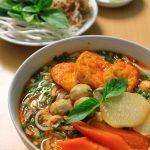 本格的でヘルシーなベトナム料理店 ワン アン ホア セン