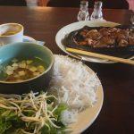 アジアンエスニックなベトナム料理のモンスーンカフェ